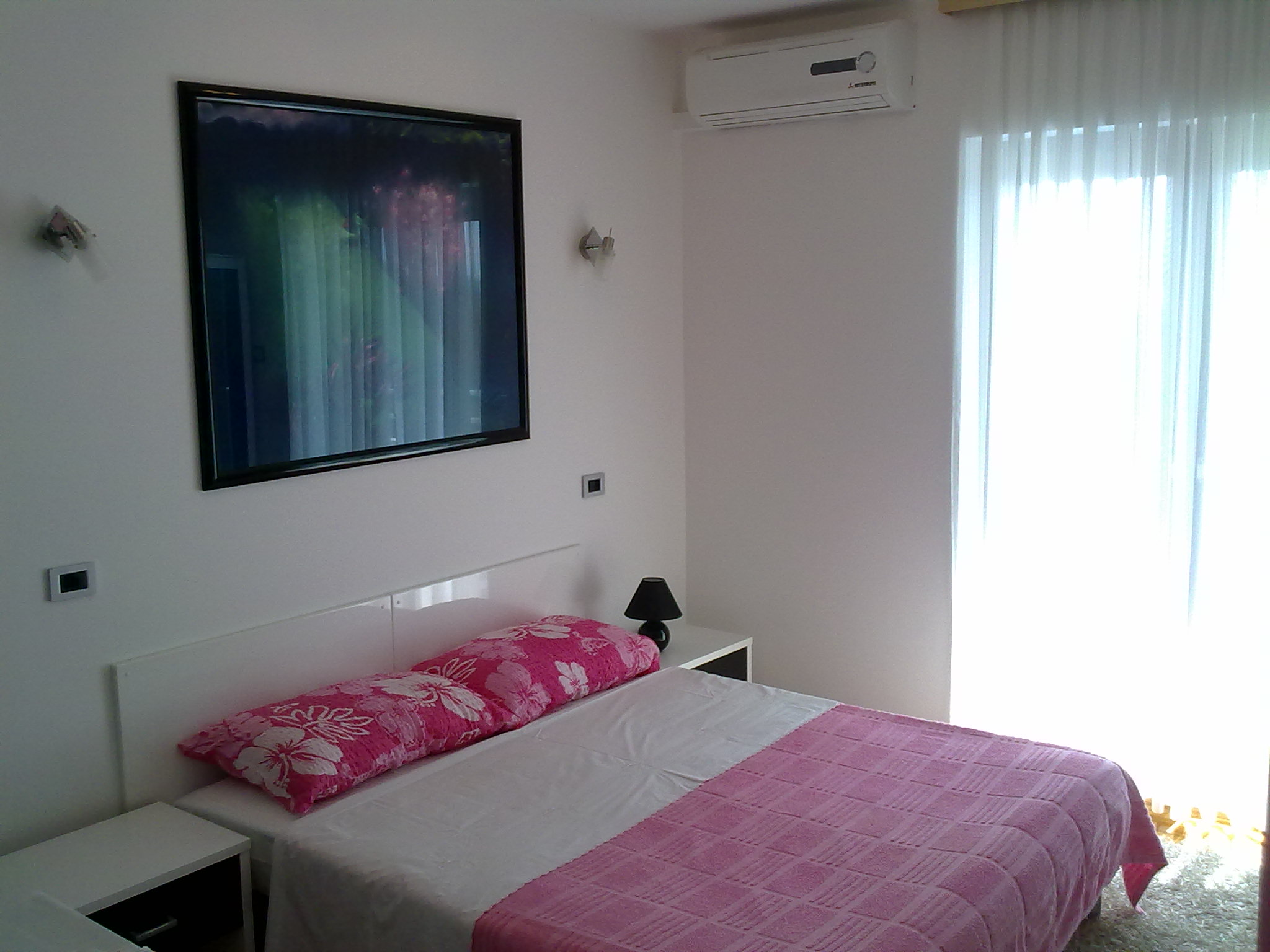 A3 Deluxe One Bedroom Apartment With Sea View 2 4 Adults Villa Roses Apartments Wellness